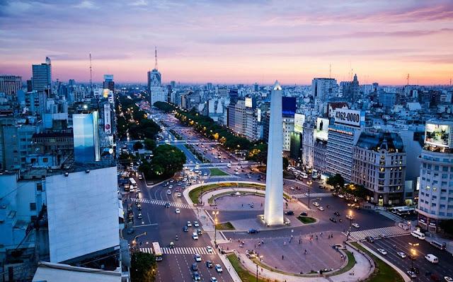 Clima em Buenos Aires no mês de abril