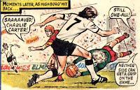 Highboro' United vs Melchester Rovers 1981 Pre Season