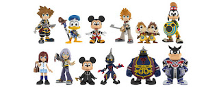 Mystery Mini: Kingdom Hearts GAMESTOP