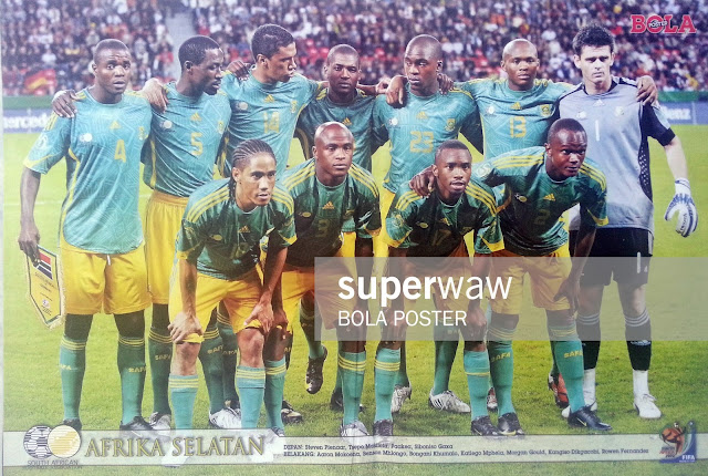 SOUTH AFRICA TEAM SQUAD WORLD CUP 2010