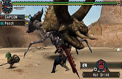 Download Monster Hunter Freedom Unite PPSSPP iso for android