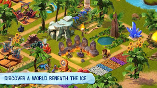 Ice Age Village Apk v3.5.5a (Mod Money)