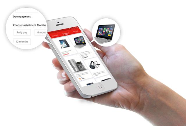 Kredit Smartphone Tanpa Kartu Kredit? Ya Di AkuLaku