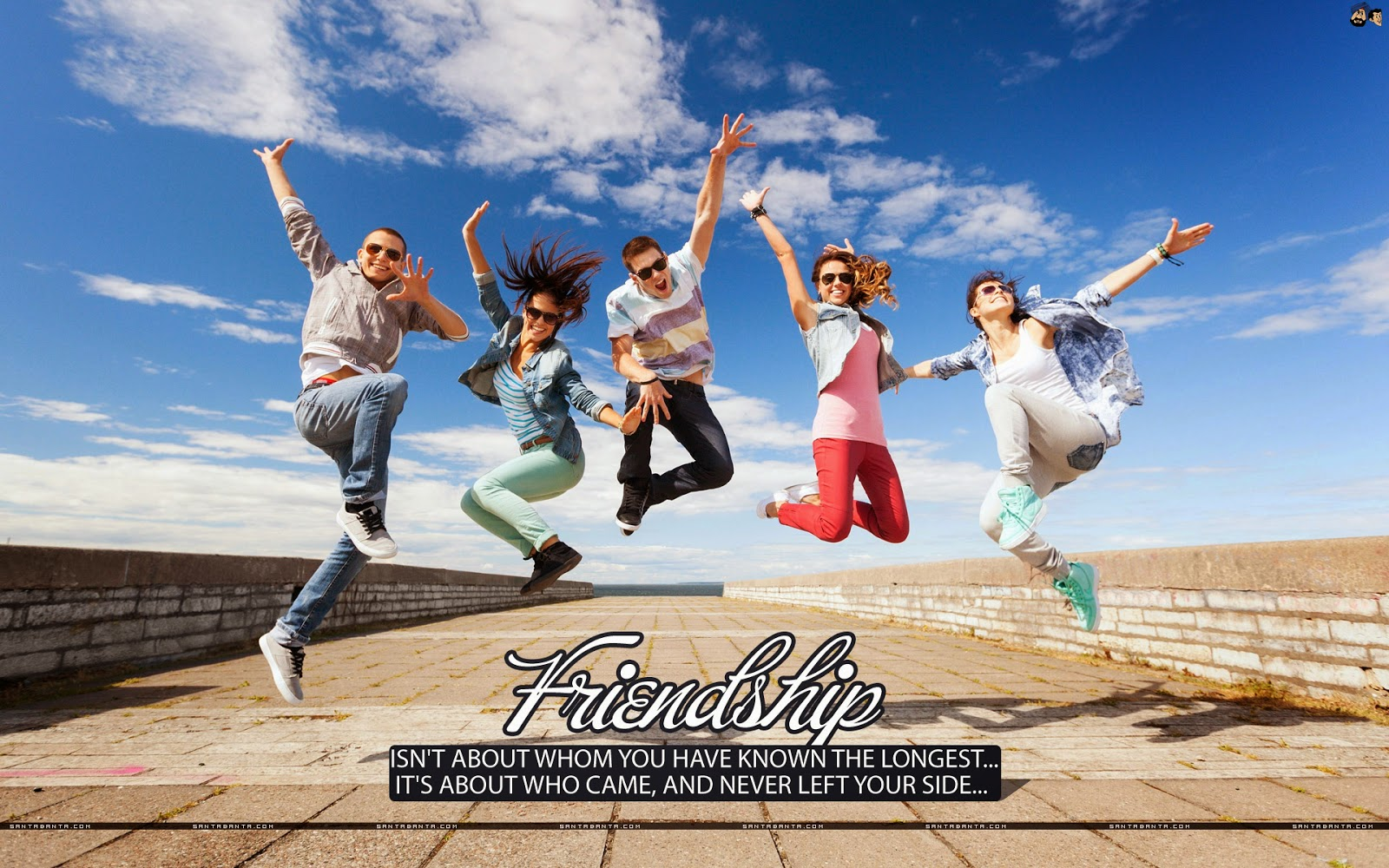 Friends Forever New HD Wallpapers And