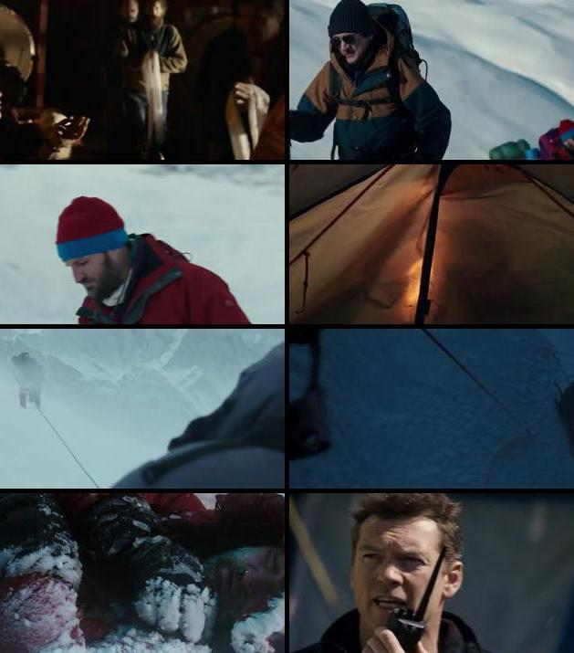 Everest 2015 Dual Audio Hindi 480p BluRay 350mb