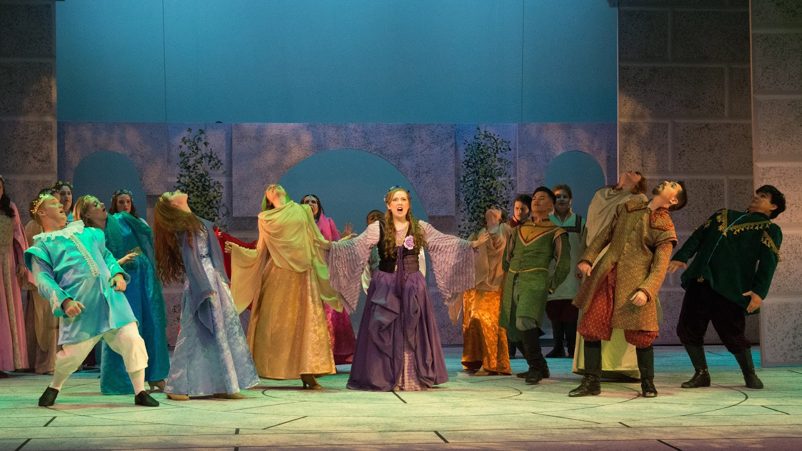 reviews - ONCE UPON A MATTRESS - Theater Works