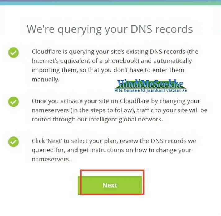 CloudFlare-next