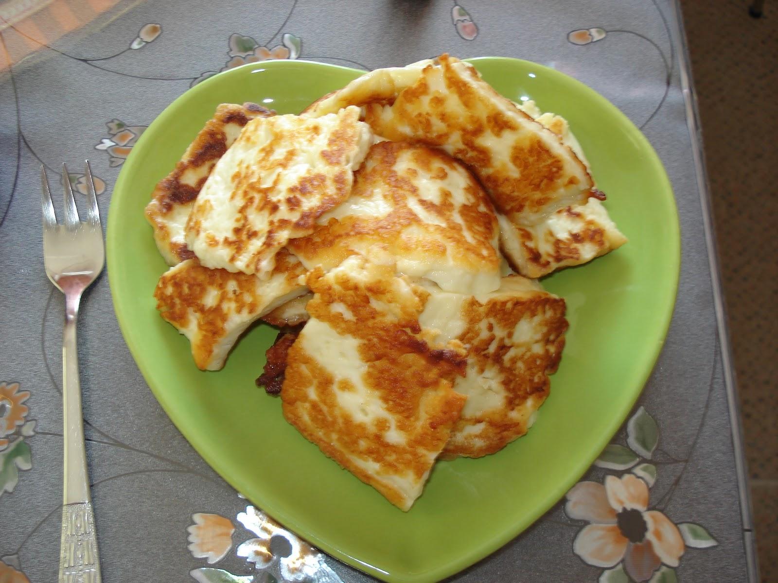 Hellim Peyniri Nasıl Kızartılır
