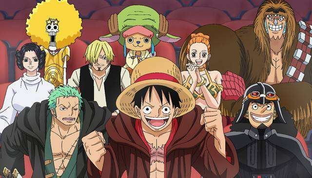 One Piece Announce New Video Game Code Name Dawn For Manga's 20th anniversary.