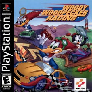 Download Woody Woodpecker Racing ISO PS 1 For PC