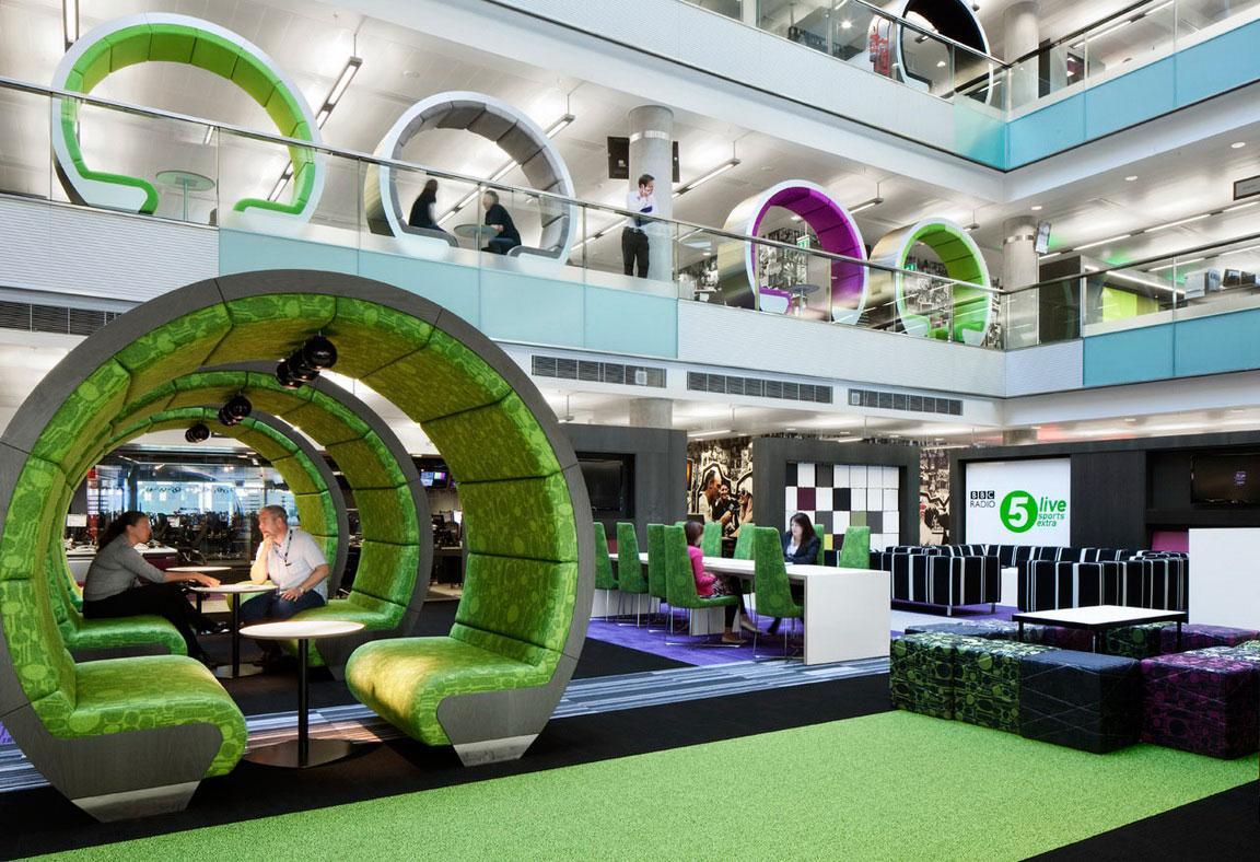 Char's Insights: Office Interior Design