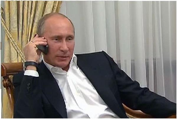 Путин на прямой линии