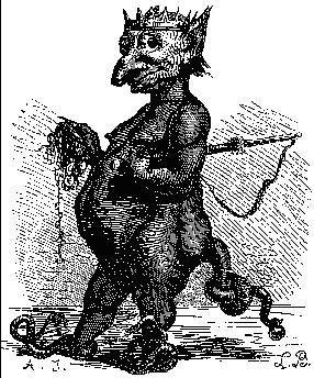 eligos, daemon, goetia, ocultismo