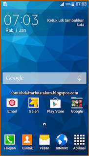 Cara Mengaktifkan Google Play Store