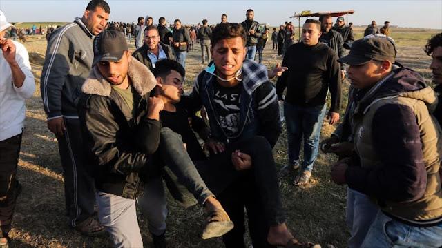 """""""Apoyo de EEUU, motivo de desfachatez de Israel contra Palestina"""""""
