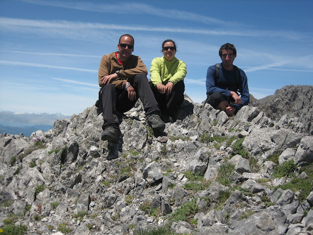 Rutas Montaña Asturias: Cima del Siete