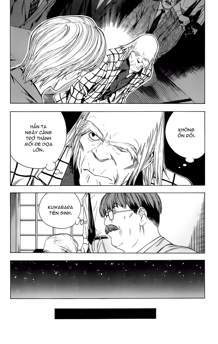 Hikaru No Go hikaru no go chap 143 trang 9