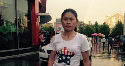 重庆维权人士冉崇碧被以寻衅滋事罪判刑3年6个月(图)
