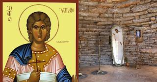 Η Κρήτη έχει τον δικό της Aγιο της Αγάπης – Ο Aγ. Υάκινθος των Ανωγείων