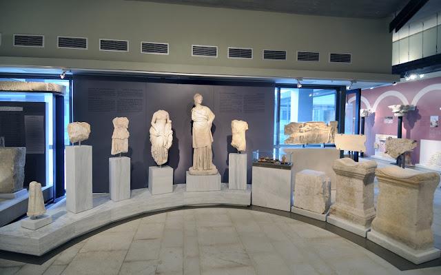 ΠΡΕΒΕΖΑ-Αύριο θα ανοίξει πάλι το Αρχαιολογικό Μουσείο της Νικόπολης!