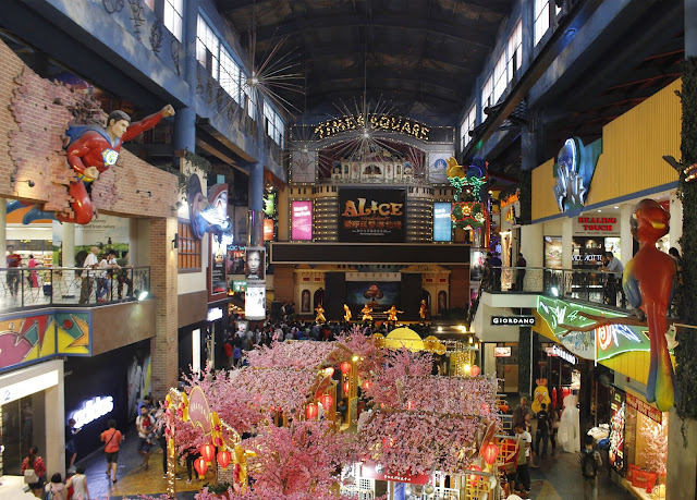 Foto Keindahan Wisata Genting Highland Malaysia