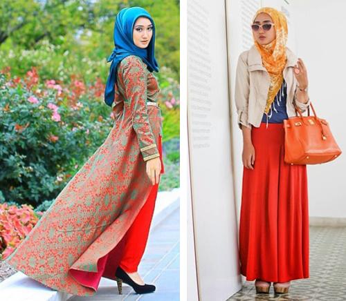 35 Model Baju Muslim Dian Pelangi Terbaru Paling Modis Model Baju