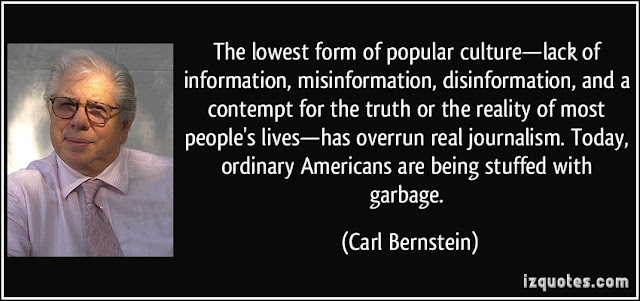 Journalism quote Carl Bernstein