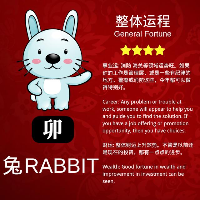 【2019】12生肖运程    Chinese Zodiac Prediction 8