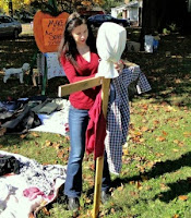 New England Fall Events_Wallingford Scarecrow Festival CT_Make Your Own Scarecrow