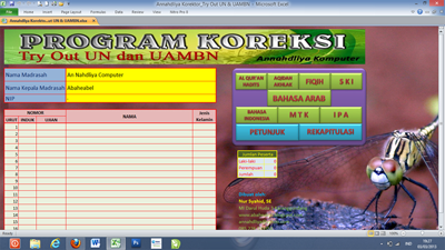[Software] Koreksi Try Out 2013