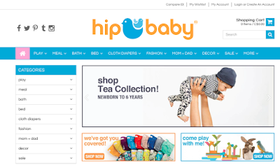 New Hip Baby website: www.hipbaby.com