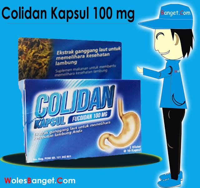 Produk Colidan 100 Mg