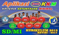 KKM Kelas 1 - 6 SD/MI Edisi Revisi