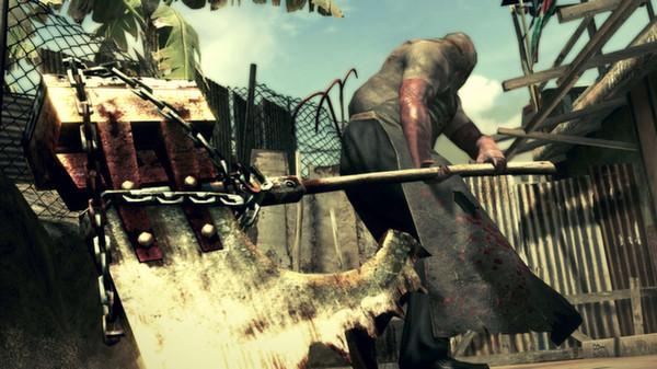 Resident Evil 5 Free For PC