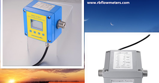 RB Flowmeter provides Low flow liquid flowmeter