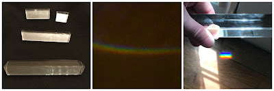 Rainbow Science, diffraction, light spectrum
