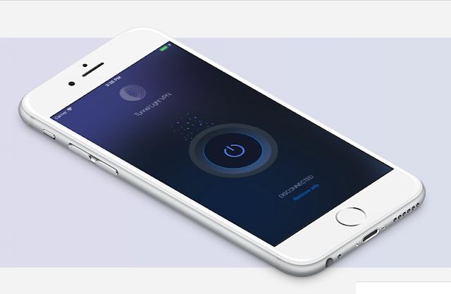 تطبيق بروكسي مجاني وغير محدود لفك الحظر على ايفون وايباد