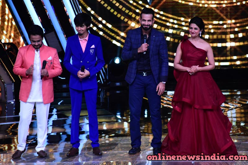 Irfan Pathan on The Voice