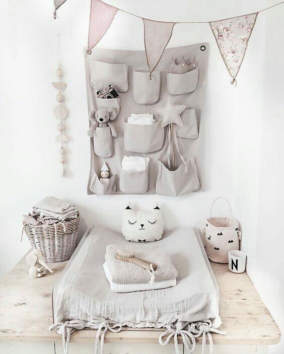 Cómo decorar un dormitorio de bebé chicanddeco