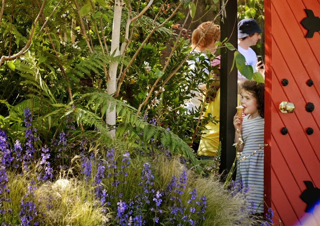ogród pokazowy zieleń to zycie