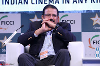 Arjun Rampal with Ajit Andhare At FICCI FRAMES 2017 010.JPG