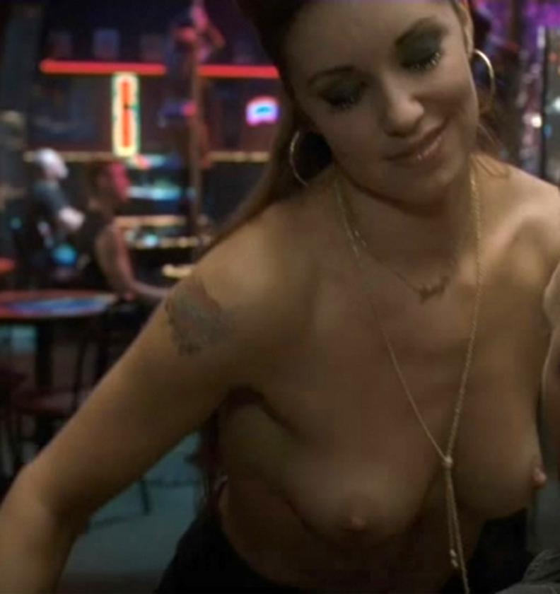 Bianca kajlich topless