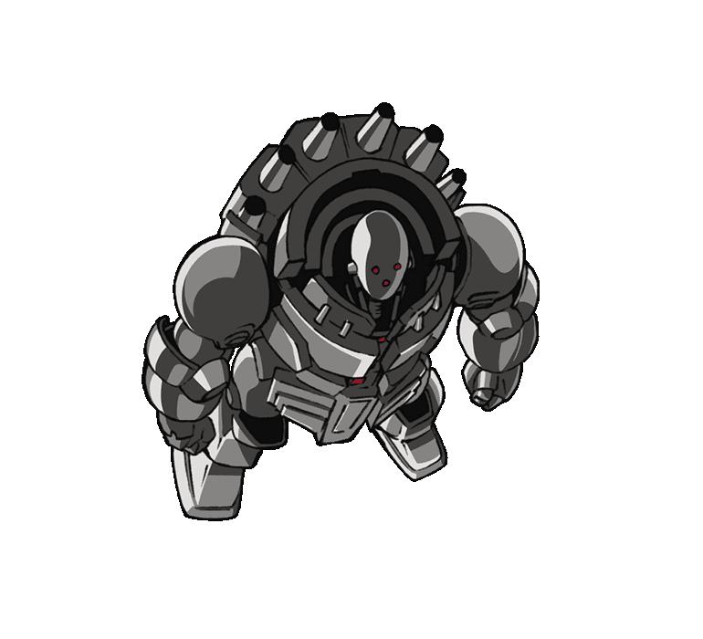 เมทัลไนท์ (Metal Knight) @ One-Punch Man วันพั๊นช์แมน