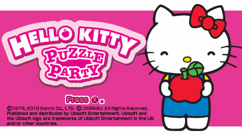 game ppsspp android ukuran kecil hello kitty puzzle party