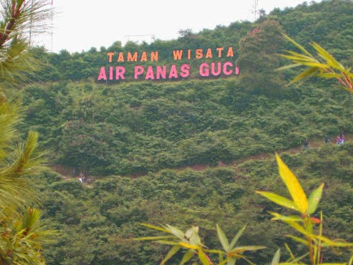 Wisata Air Panas Guci Indah Tegal
