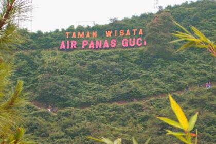 Objek Wisata Air Panas Guci Indah Tegal