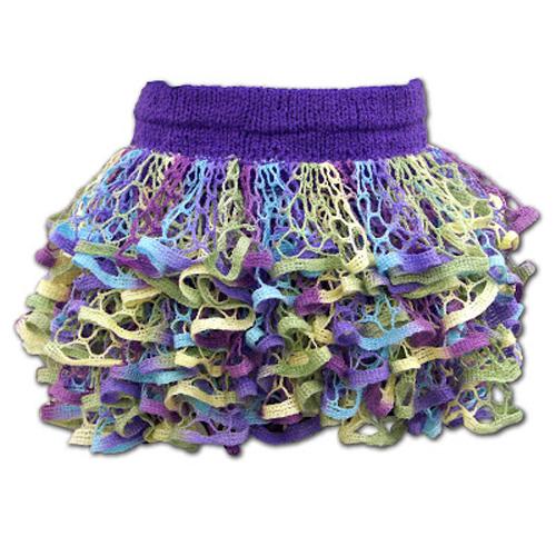Starbella Ruffle Skirt - Free Pattern
