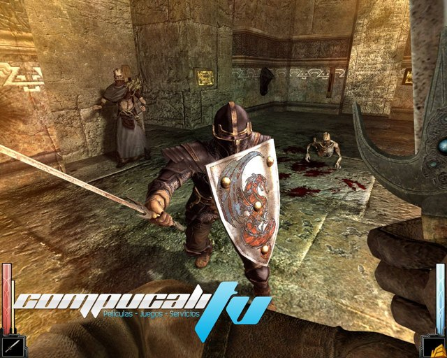Dark Messiah Of Might And Magic PC Full Español