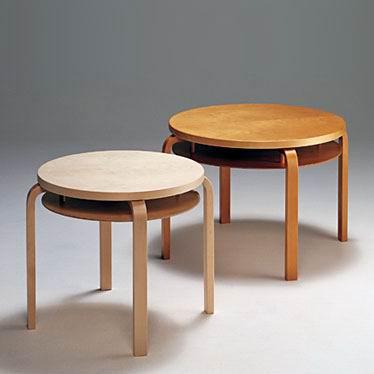 Taburete 60 un cl sico del dise o de alvar aalto for Alvar aalto muebles
