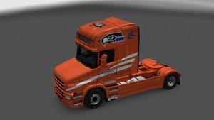 Skyteam Skin for Scania T